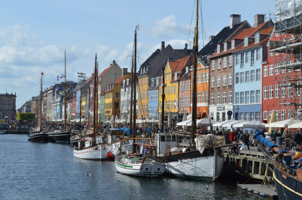 Oplev København via youtube